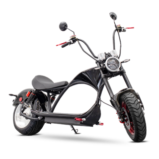 Scooter Elétrica Chopper 2000W PlugEletric