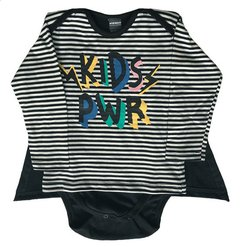 Camiseta Body Kids PWR