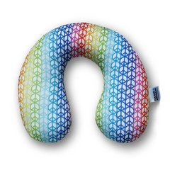 Cuello Paz Arcoiris Blanco - HASTA AGOTAR STOCK -