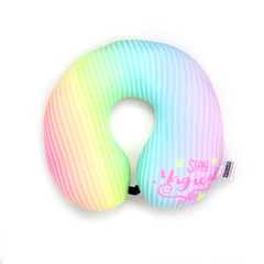 CUELLO MICROFIBRA - STAY MAGICAL - FLUO -