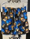 Shorts Moda Praia Estampas Bebidas - Chivas Regal