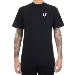 Camiseta Urban Collection Basica - Preto  (Masculina)