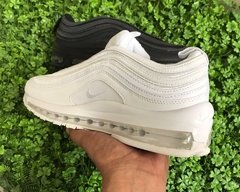 Tênis Nike Air Max 97 Triple White (Masculino) na internet
