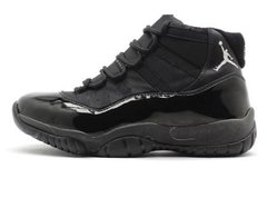 "Tênis Nike Air Jordan Retro 11 ""Triple Black"" (Masculino)"