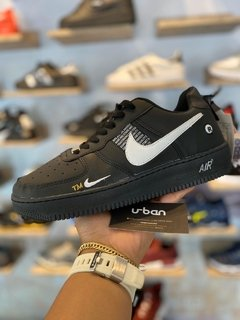 Tênis Nike Air Force 1  Low Utility Preto