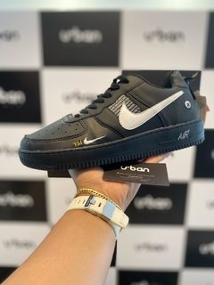 Tênis Nike Air Force 1  Low Utility Preto - comprar online