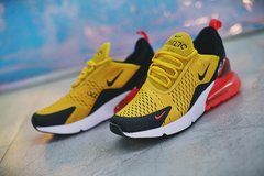 Tênis Nike Air Max 270 Yellow Red (Masculino) - comprar online