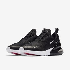 Imagem do Tênis Nike Air Max 270 Black White (Masculino)