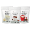 30%OFF - Promo Choco - Chocolate Blanco 350g + Chocolate Alfajor 350g + Chocolate Negro 350g