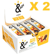 2 BARRA MIXED NUTS ORIGINAL S/GLUTEN 12 UND X 30G EJOY