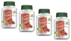 4 GUARANAX 100 CAPSULAS 500MG MEDINAL