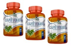 3 Cafe Verde 60cps 500mg Katigua