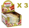 3 BARRA CEREAL LIMAO/CHOC LIGHT 25G 24UN RITTER