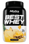 BEST WHEY 900G ABACAXI FRAPE ATLHETICA NUTRITION