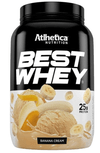 BEST WHEY 900G BAN CREAM ATLHETICA NUTRITION