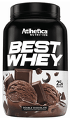 BEST WHEY 900G DOUBLE CHOC ATLHETICA NUTRITION