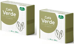 2 CAFÉ VERDE 60 Caps Softgel