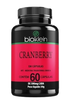 Cranberry 60 Cápsulas de 500mg
