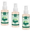 3 DESODORANTE SPRAY MELALEUCA/ALOE VERA 120ML BONI NATURAL