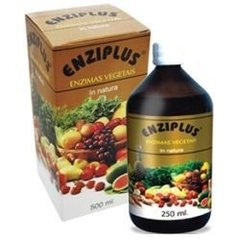 Enziplus 500ml - Enzimas Vegetais In natura