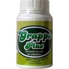 Grappe Plus MHS 120 Cápsulas de 450mg