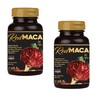 2 RED MACA 60CPS X 480MG VEGANA COLOR ANDINA