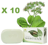 10 SABONETES 100G BARBATIMAO DERMA CLEAN