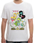 Camiseta Legendary Adventurers BRANCA - Unissex