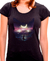 Camiseta Cat Galaxy - Feminina