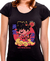 Camiseta Collect Them All PRETA - Feminina