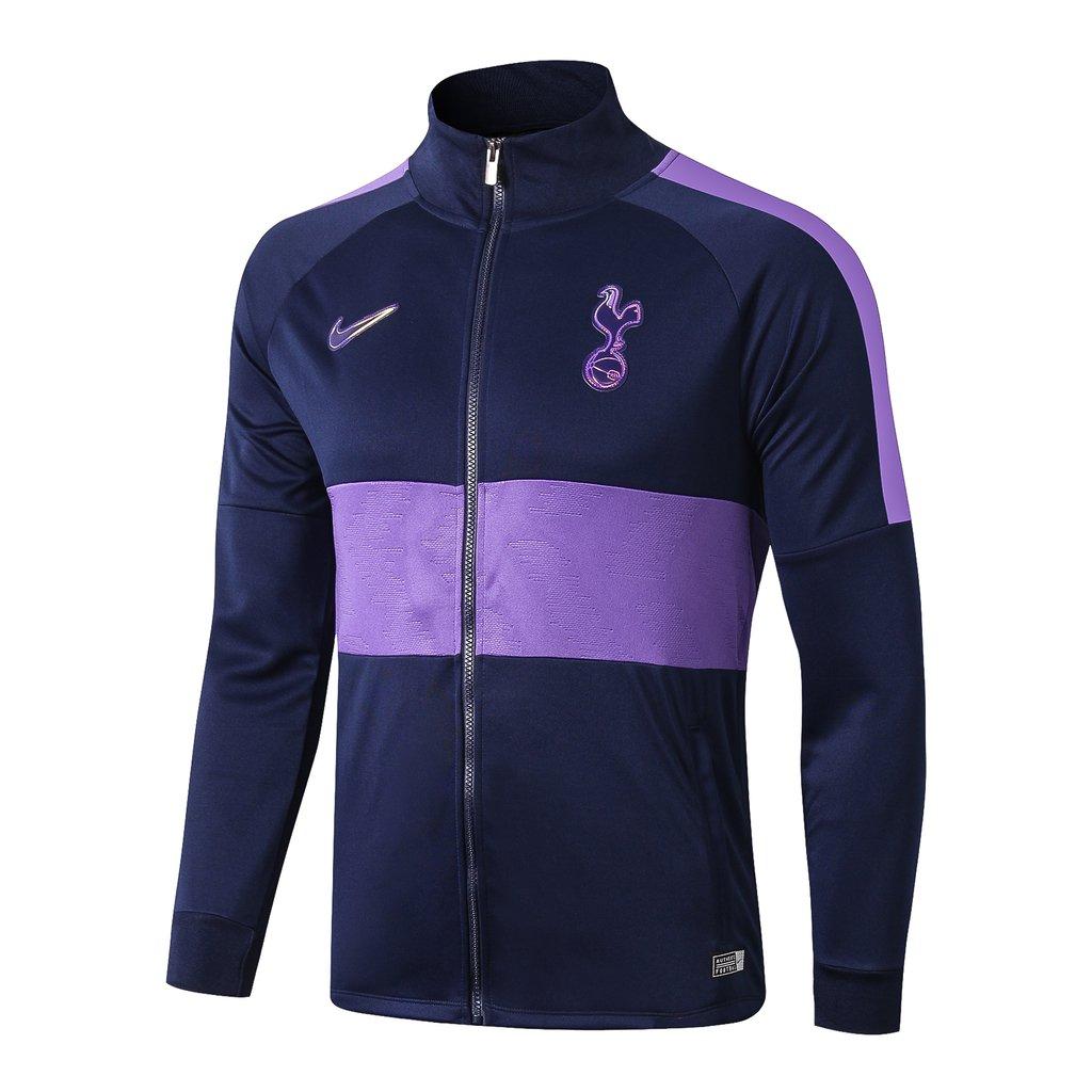 Jaqueta Tottenham Fc Adidas Roxa All Sports