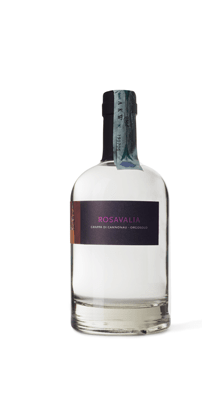 Rosavalia Grappa Di Cannonau 500ml 42%
