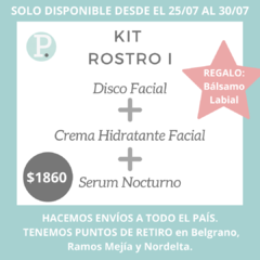 KIT ROSTRO I en internet