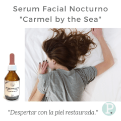 Serum Facial Nocturno  Carmel By The Sea