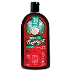 SHAMPOO TROPICAL COCONUT