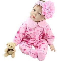 BONECA LAURA DOLL - BABY FRIEND LOVE 300 SHINY TOYS