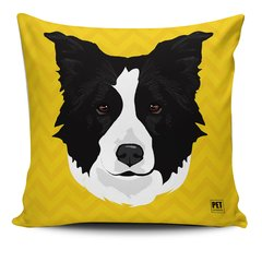 Almofada Border Collie - Petquadros