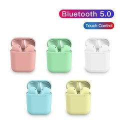 Auriculares Bluetooth 5.0 Inpods 12 I12 Tws Colores en internet