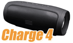 Parlante Portatil Bluetooth Simil Charge 4