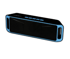 Parlante Bluetooth Mega Bass West