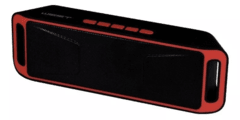 Parlante Bluetooth Mega Bass West - comprar online