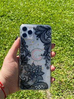 Funda Arabesco Glitter