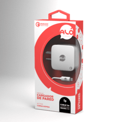 Cargador de Pared Premium Con Cable Micro Usb Qualcomm Quick Charge - comprar online