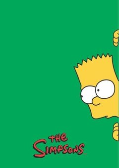 poster bart simpson