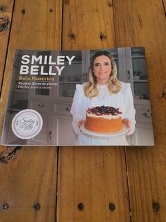 Libro Smiley Belly - comprar online