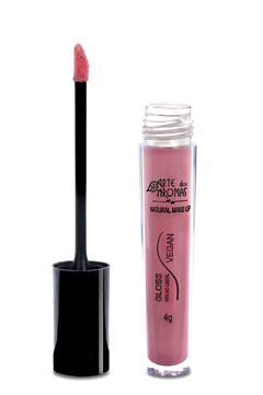 Gloss Brilho Labial Arte dos Aromas Rose Gold - 4g