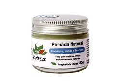 Pomada Natural Prema Eucalipto, Limão e Tea Tree - 30g