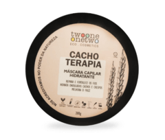 Mascara Capilar Cacho Terapia Twoone Onetwo - 200g