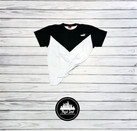 Remera PM Amplified B&W