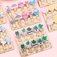 MINI BROCHES DECORADOS